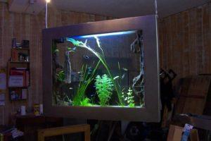 Tableau aquarium Aqualia