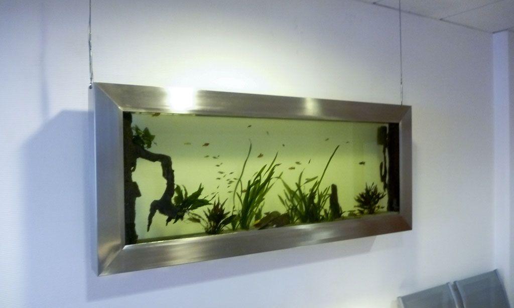 aquarium suspendu l'o 160, cabinet de chirurgie esthétique, BORDEAUX